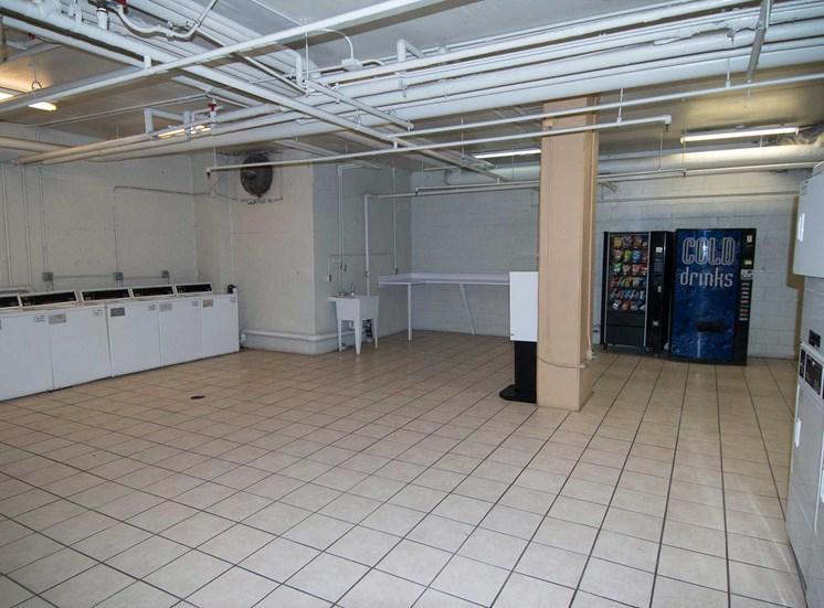 Steward Tower Apartments Laundry Facility 1