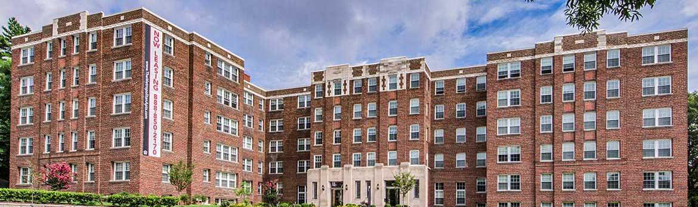 The Metropolitan Apartments Building Vista