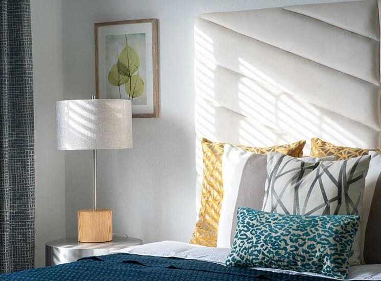 Bedroom at Lake Monroe Apartments, Sanford