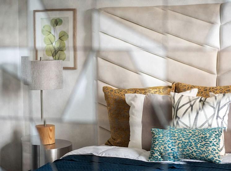 Spacious Bedroom at Lake Monroe Apartments, Florida