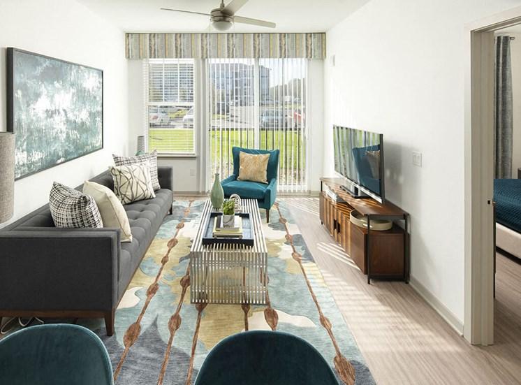 Cheerful Living at Lake Monroe Apartments, Sanford