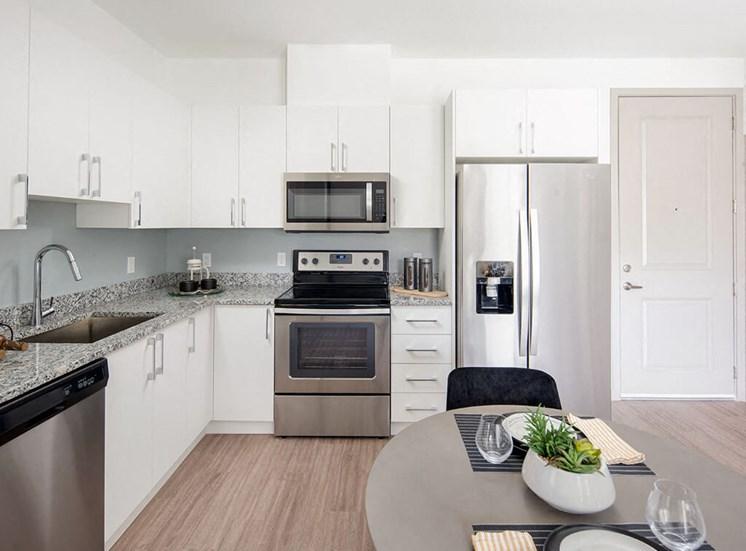 Airy Kitchen at Lake Monroe Apartments, Sanford, FL, 32771