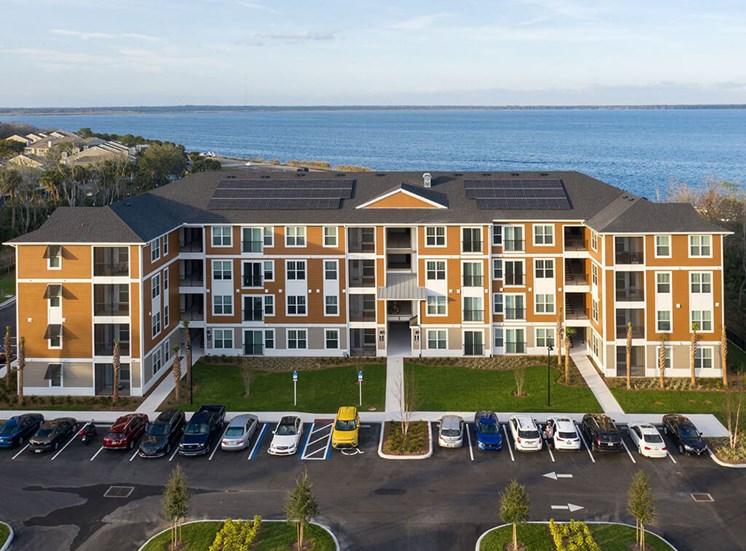 View Of Main Building at Lake Monroe Apartments, Sanford, 32771