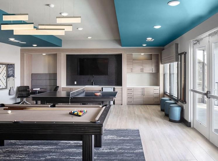 Beautiful Game Of pool at Lake Monroe Apartments, Sanford