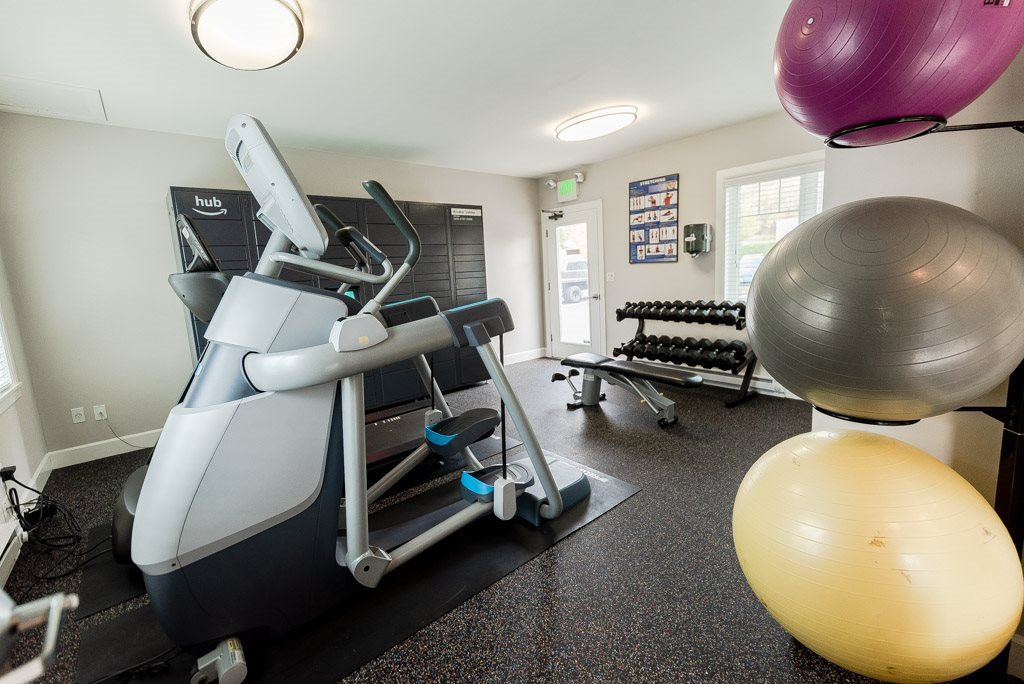 Renton Apartments - The Aviator Apartments - Fitness Center