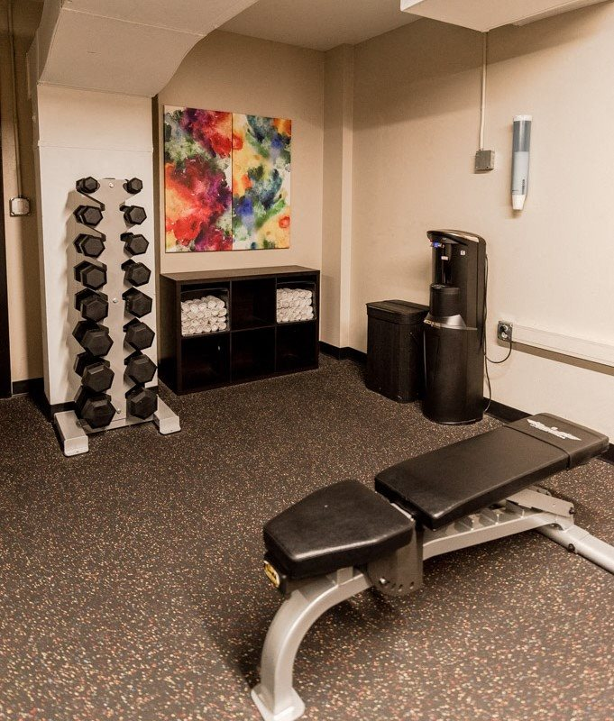 Seattle Apartments - Cosmopolitan Apartments - Fitness Center 2