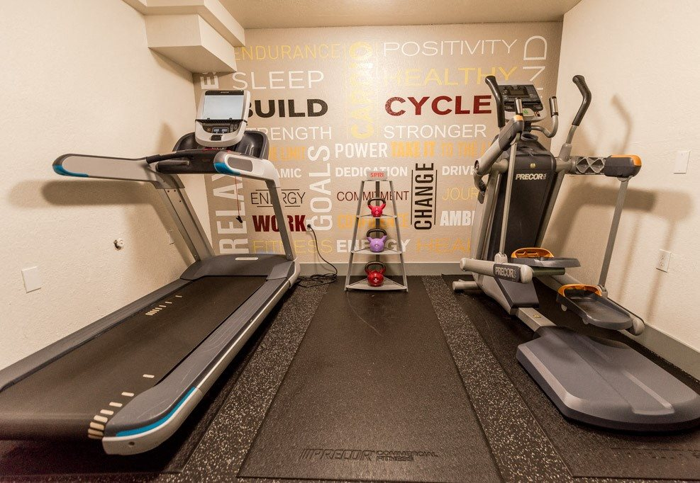 Kent Apartments - Knol Apartments - Fitness Center 1