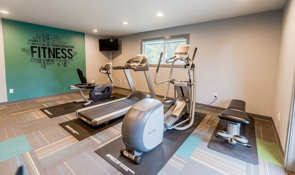 Tacoma Apartments - Miramonte Apartments - Fitness Center 1