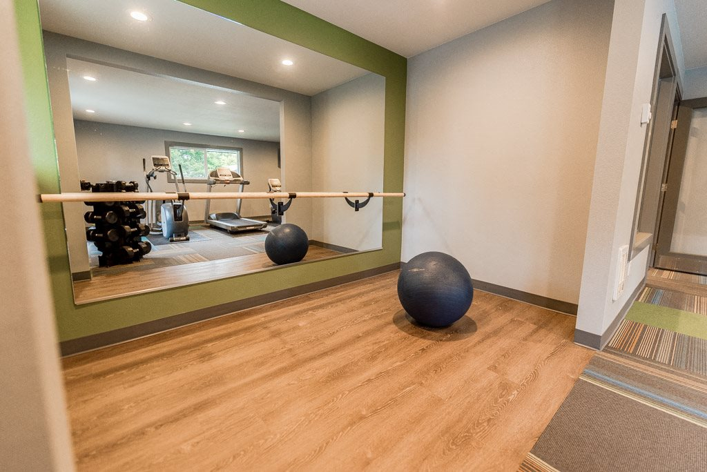 Tacoma Apartments - Miramonte Apartments - Fitness Center 2