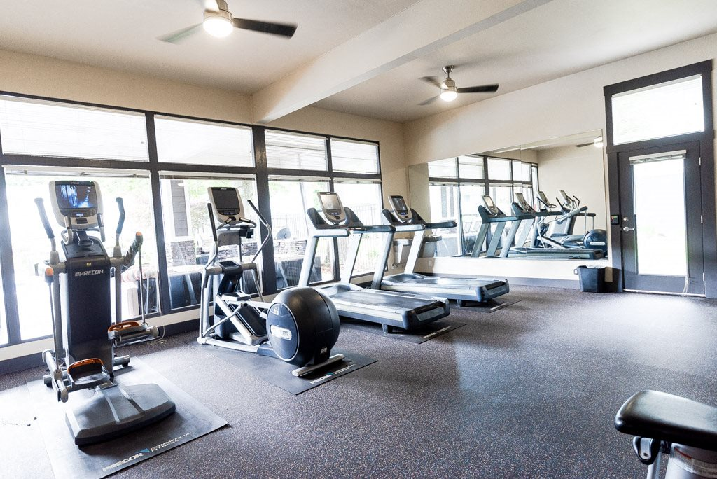 Auburn Apartments - Neely Station Apartments - Fitness Center 1