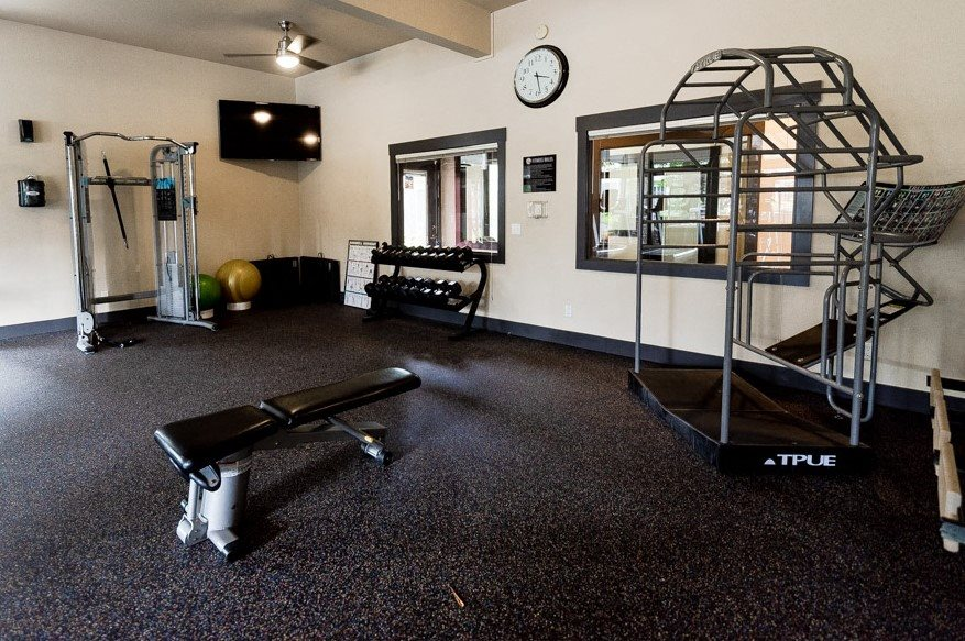 Auburn Apartments - Neely Station Apartments - Fitness Center 2