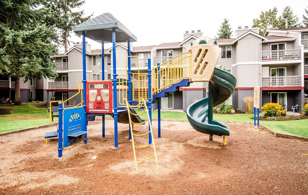 Tacoma Apartments - Notch8 Apartments - Playground