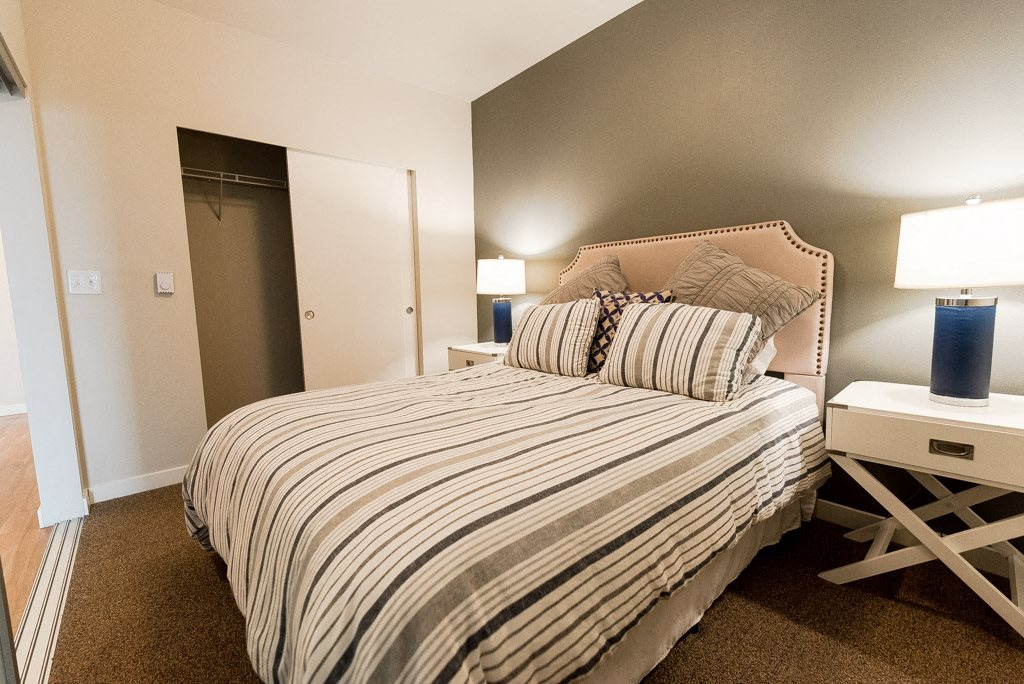 Kent Apartments - The Platform Apartments - Bedroom