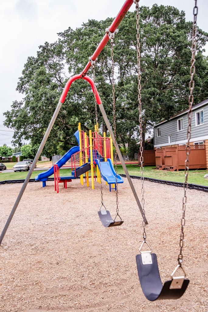 Lakewood Apartments - Southern Pines Apartments - Playground