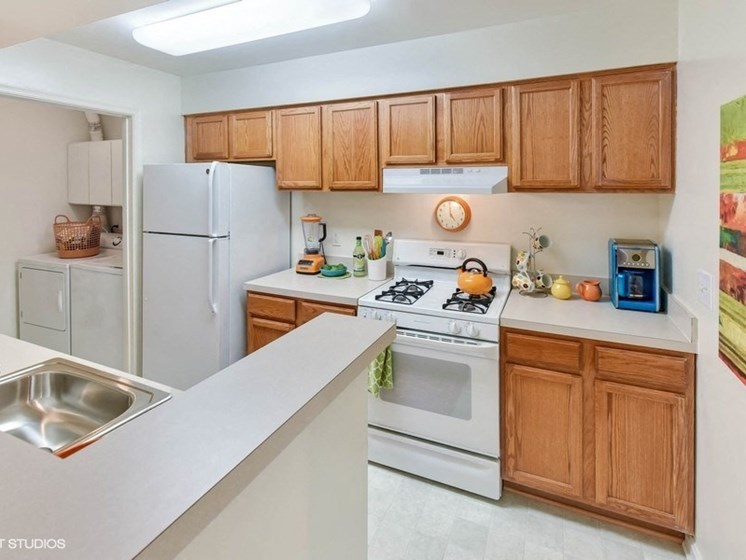 Energy Star Appliances at The Residences at the Manor Apartments, Frederick
