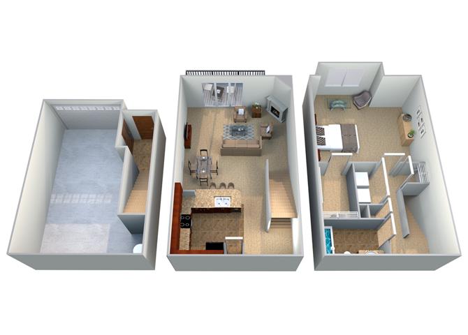 Milano A1 Floor Plan 1