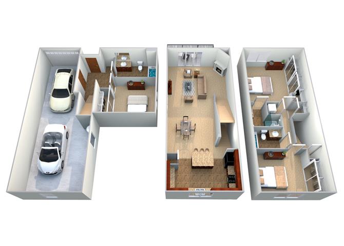 Napoli C1 Floor Plan 4