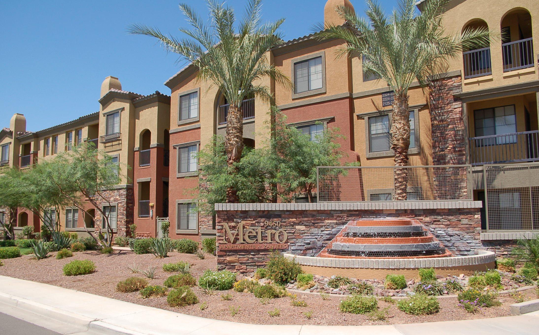 The Metro At Zanjero Apartments In Glendale Az