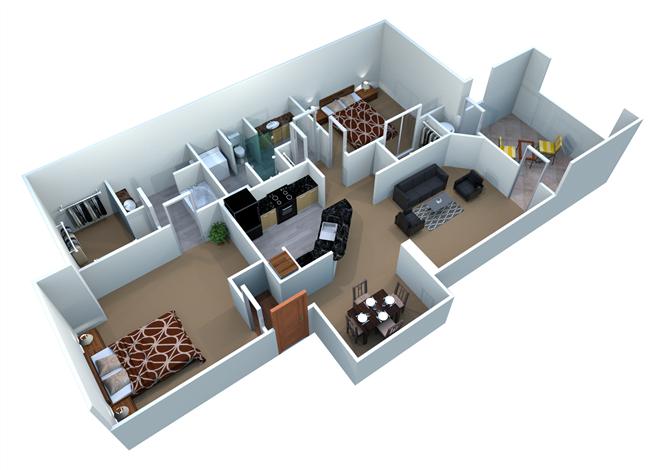 Amore Floor Plan 8