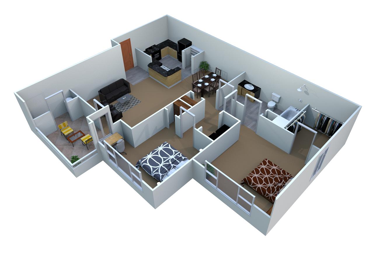Arabella Floor Plan 4