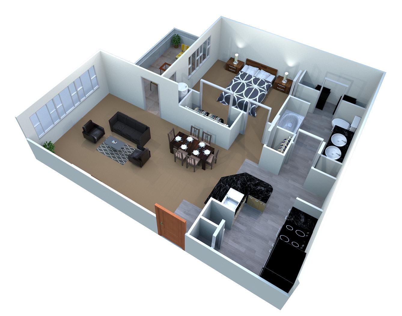 Molino Floor Plan 2