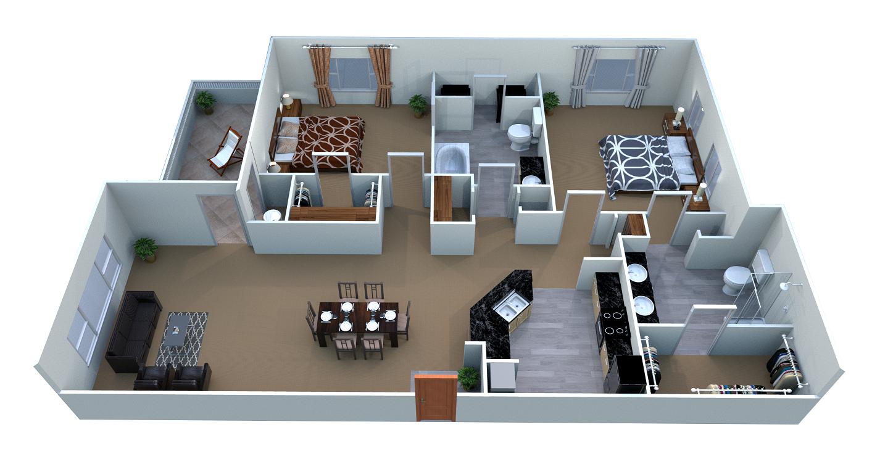 Searfina Floor Plan 9