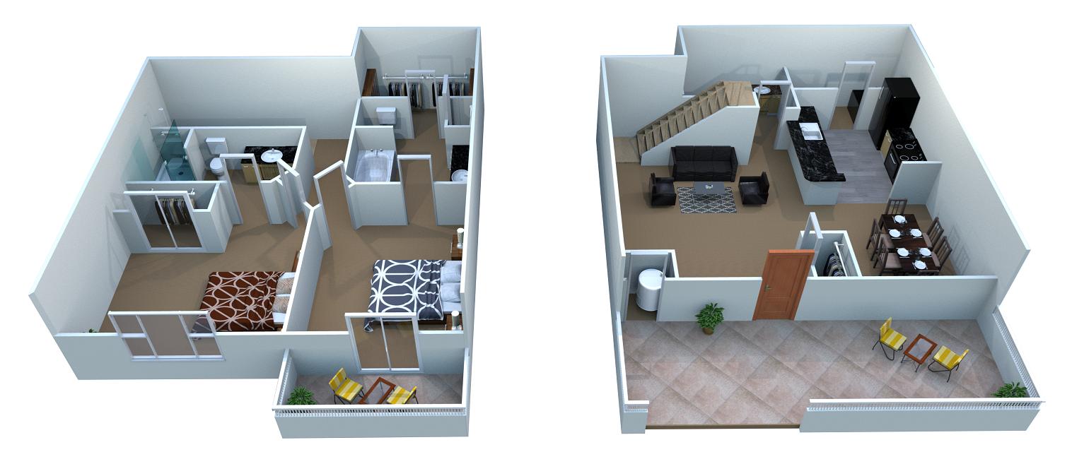 Siena Floor Plan 6