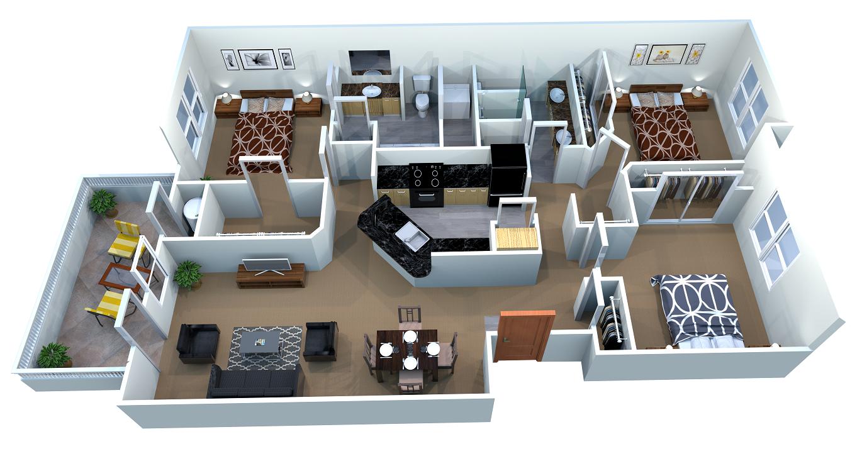 Terra Bella Floor Plan 10