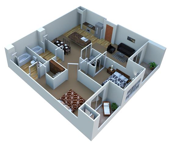B2 - Glendale Floor Plan 7