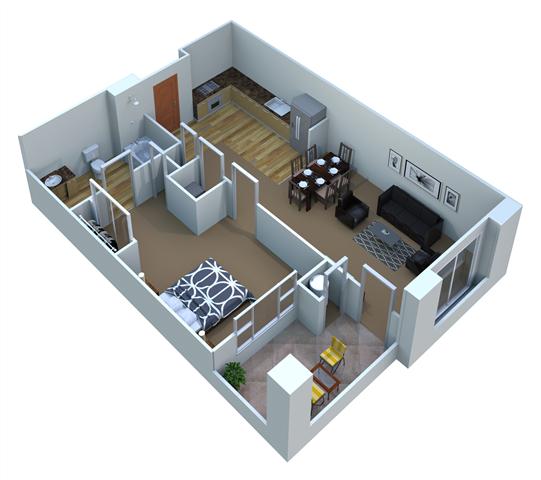 A1 - Westgate Floor Plan 3