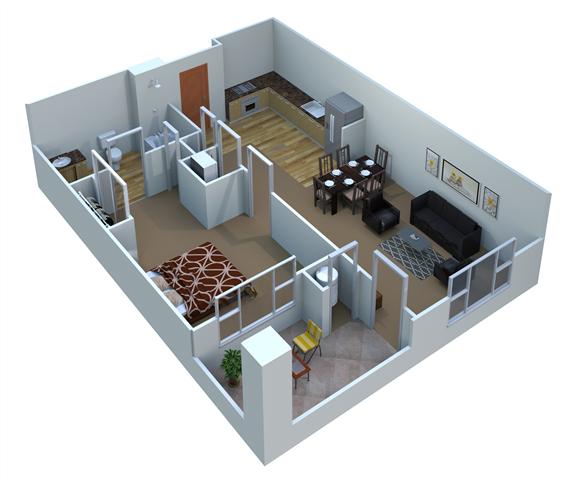 A3 - Avenue Floor Plan 4