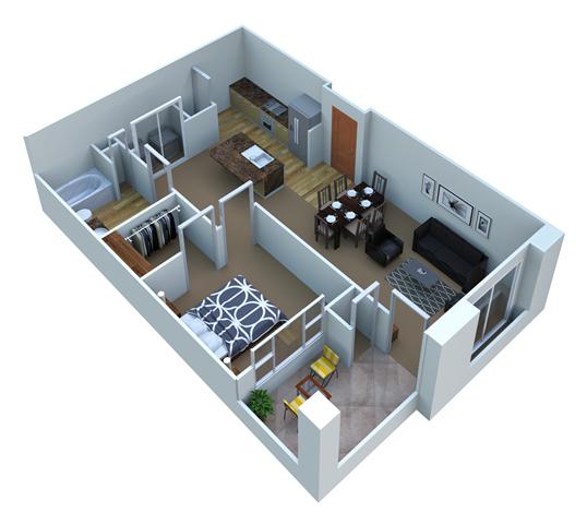A2 - Maryland Floor Plan 2
