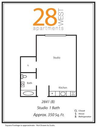 Studio B Floor Plan 8