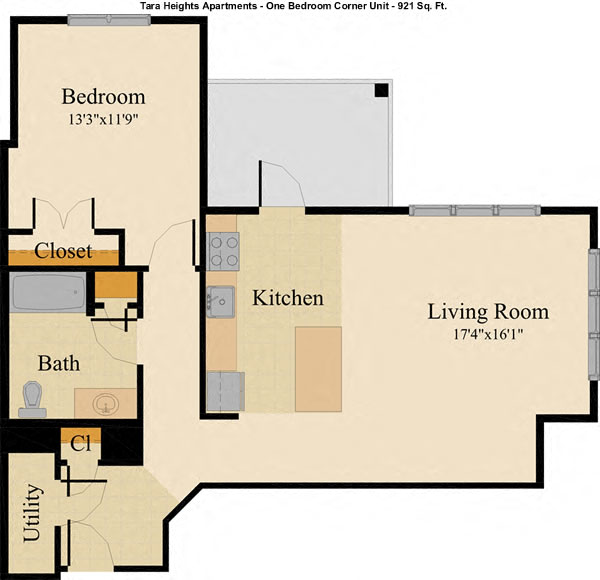 Tara Heights Phase I Apartments 8 Digital Drive Nashua