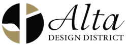 Alta Design District Property Logo 91