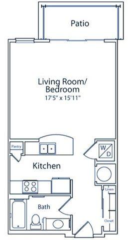 E1 Floor Plan 1