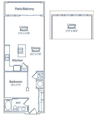 A1-2 Floor Plan 3