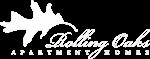 Rolling Oaks Fairfield Logo White