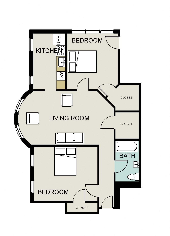 the university apartments, 1039 massachusetts ave., cambridge, ma
