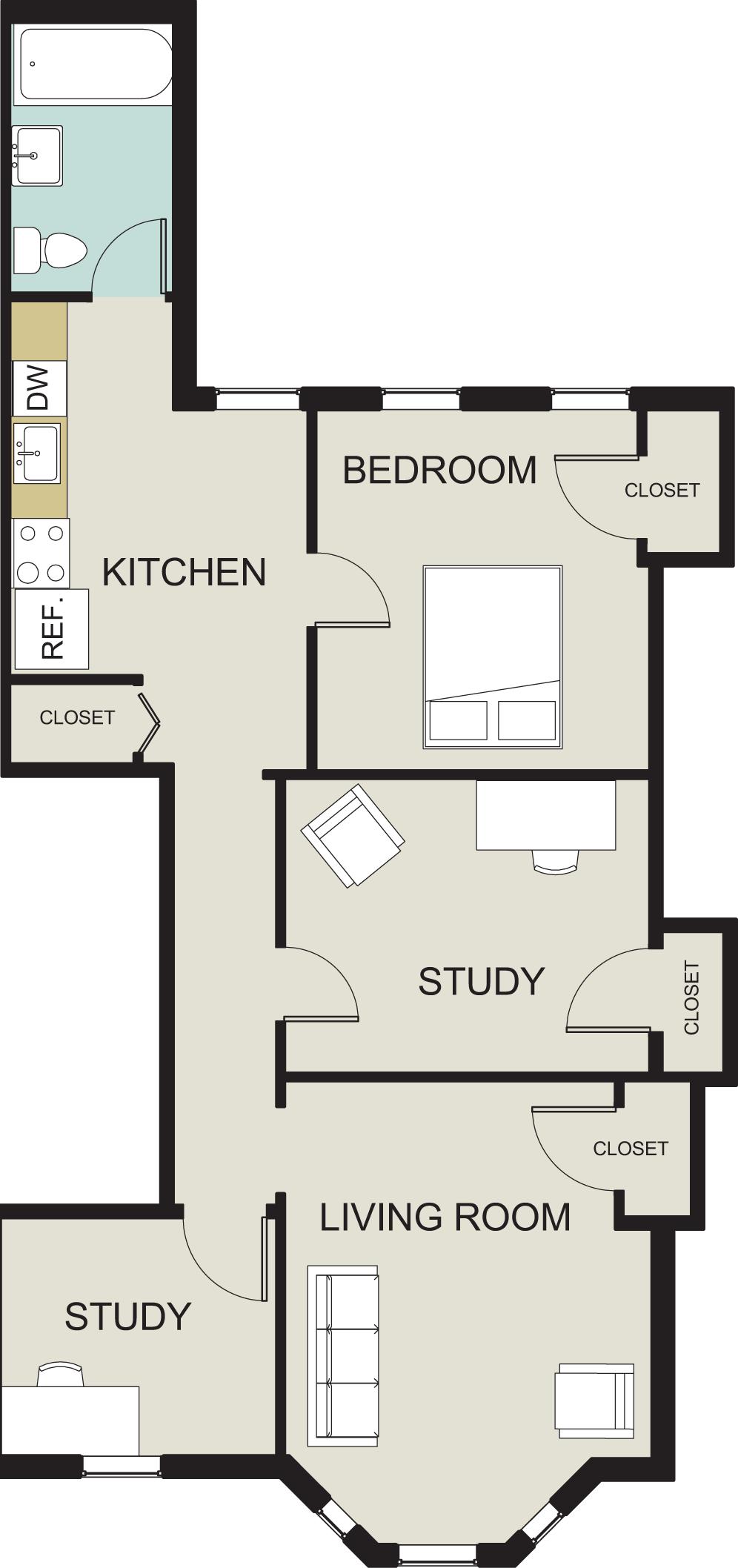 main street apartments, 784 / 790 / 796 main st., cambridge, ma