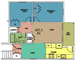2824 E Broad Unit 3