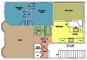 2824 E Broad Unit 2