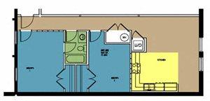 Butterworth Lofts Unit 202