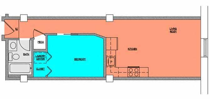 Cobblestone Commons Unit 206