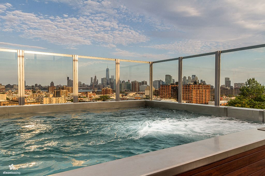 Photos and video of 272 ogden avenue in jersey city nj for The heights swimming pool timetable