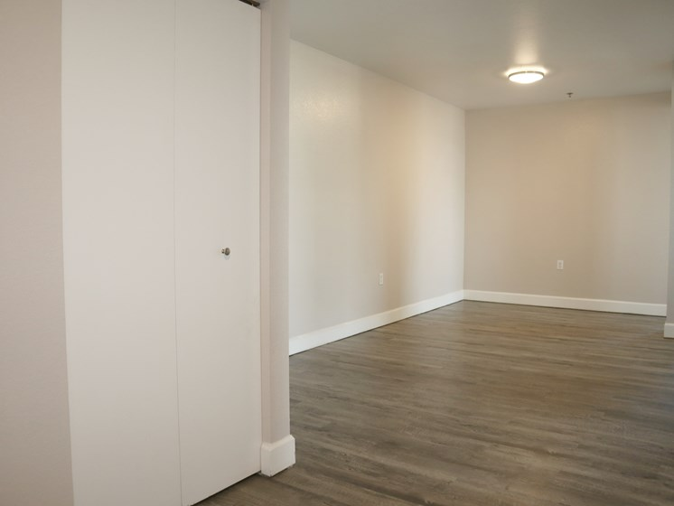 Open Layouts at Commodore Perry Apartments in Downtown Toledo, OH