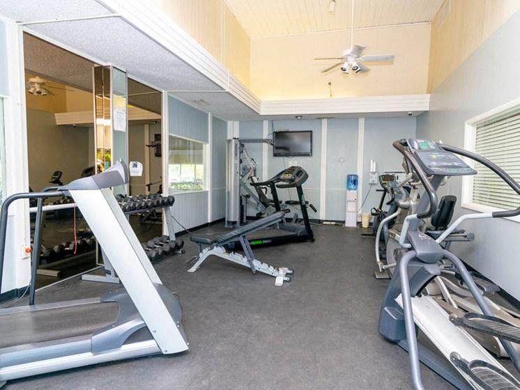 Apartments in Saginaw, MI Gym