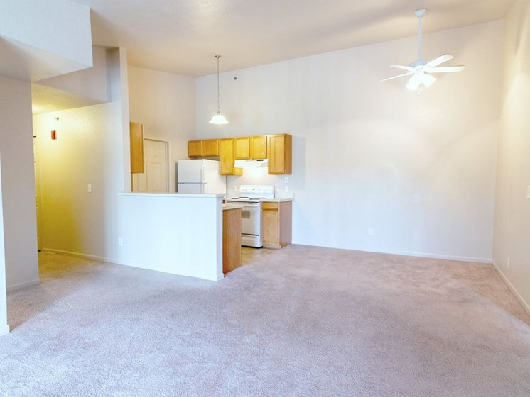 spacious one bedroom apartment in Taylor MI