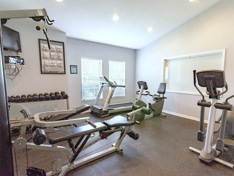 24 hour fitness center in Taylor MI apartments