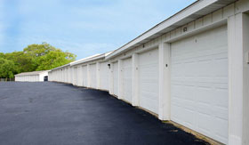 Apartments in Holland with garages